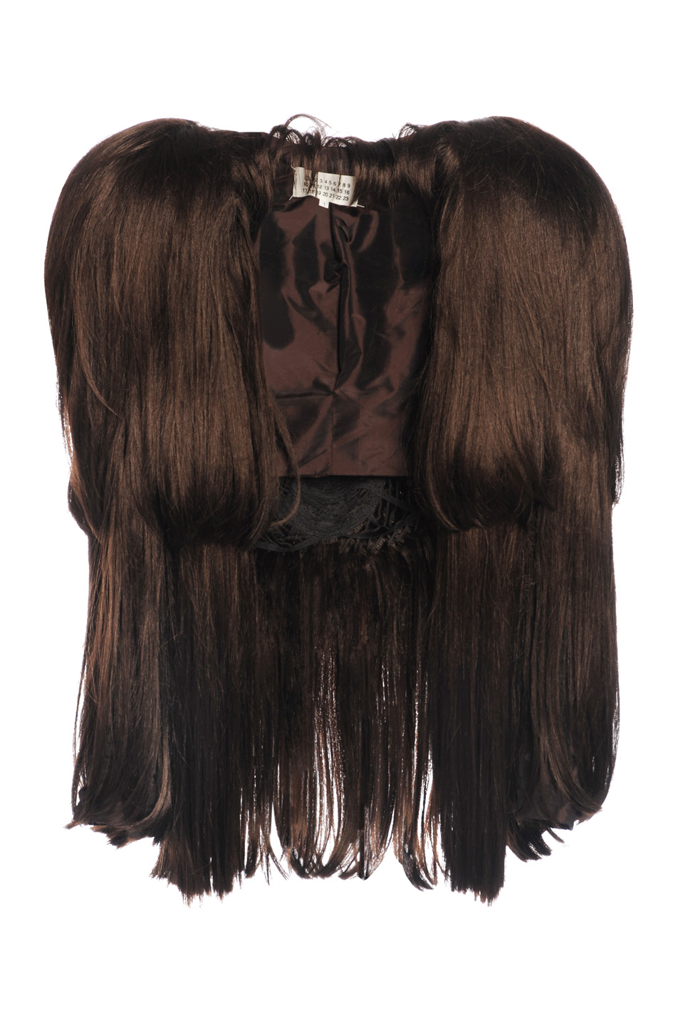 margiela hair-jacket