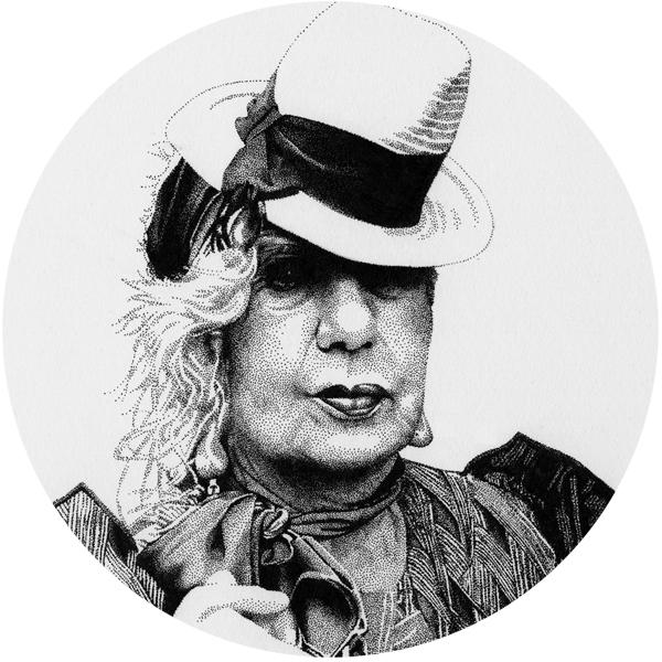 Anna piaggi 22 march 1931 – 7 august 2012