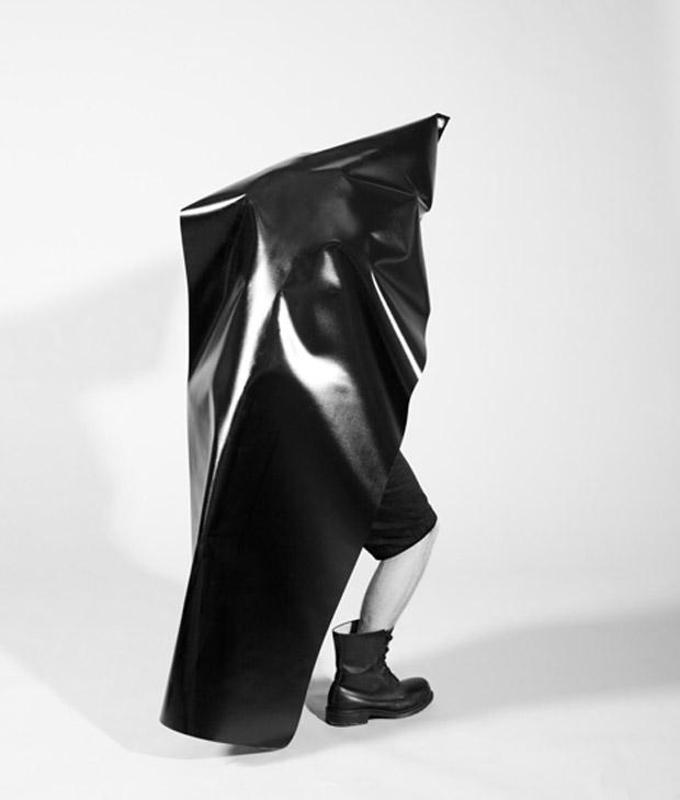 stiff drapery_Dystopian-Brutalist-Outerwear-by-Martijn-Van-Strien